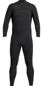 2021 Xcel Mens Comp 5/4mm Chest Zip Wetsuit MN54ZXC0B - Black