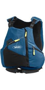 2021 Yak High Back 60N Buoyancy Aid 3752 - Blue