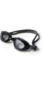 2021 Zone3 Attack Triathlon Goggles SA18GOGAT - Black / Grey