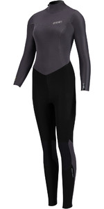 2021 Prolimit Womens Edge 3/2mm Wetsuit 18090 - Satin Black
