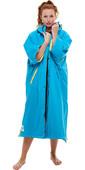 2022 Red Paddle Co Pro 2.0 Short Sleeve Change Robe 0020090060122 - Hawaiian Blue
