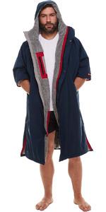 2022 Red Paddle Co Pro 2.0 Short Sleeve Change Robe 0020090060122 - Navy