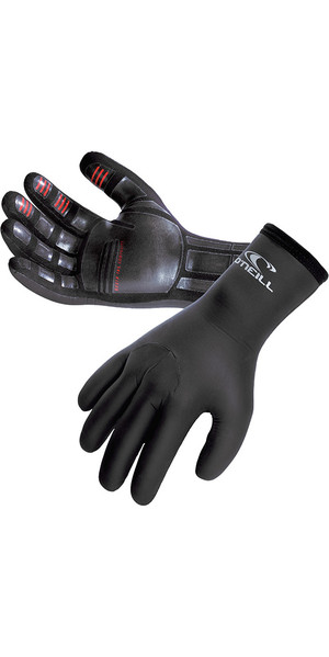 2018 O'Neill Epic 3mm Gloves Black 2232