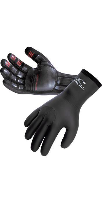 2021 O'Neill Epic 3mm Gloves Black 2232