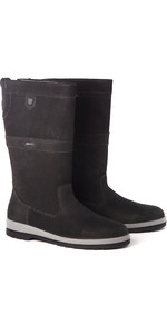 2020 Dubarry Ultima Gore-Tex Leather Sailing Boots 3857 - Black