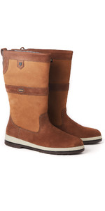 2020 Dubarry Ultima ExtraFit Gore-Tex Leather Sailing Boots 3859 - Brown