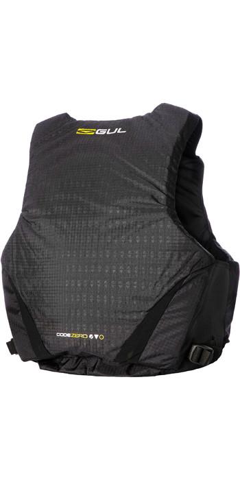 2021 Gul Code Zero Evo 50N Buoyancy Aid GM0379-A9 - Black