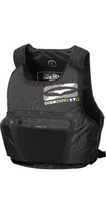 Gul Junior Code Zero Evo 50N Buoyancy Aid GM0379-A9 - Black