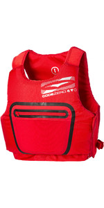 2021 Gul Junior Code Zero Evo 50N Buoyancy Aid GM0379-A9 - Red