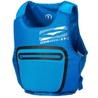 2019 GuL Junior Code Zero Evo 50N Buoyancy Aid GM0379-A9 - Blue