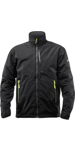 Zhik Mens Z-Cru Lightweight Sailing Jacket JKT0080 - Black
