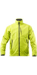 Zhik Mens Z-Cru Lightweight Sailing Jacket JKT0080 - Lime