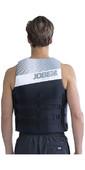 2020 Jobe 50N 4-Buckle Impact Vest 244820008 - Black