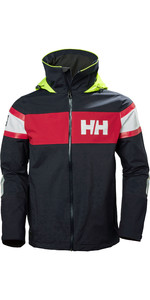 2020 Helly Hansen Salt Flag Jacket Navy 33909
