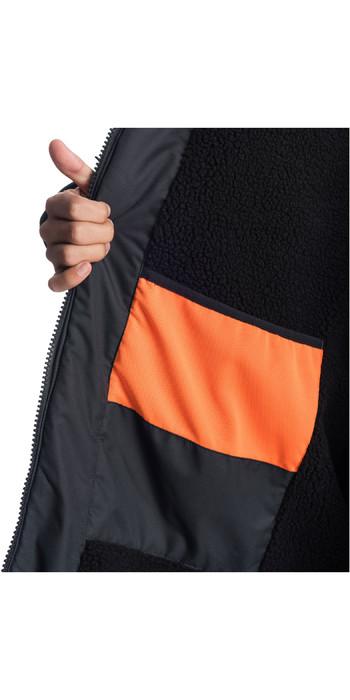 2020 Rip Curl Winter Surf Poncho / Change Robe BLACK CTWAW4