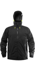 Zhik Mens AroShell Offshore Coastal Jacket - Black