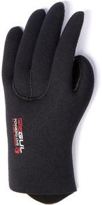 2020 Gul 3mm Neoprene Power Glove GL1230-B5 - Black