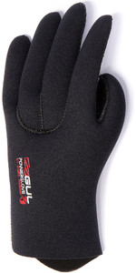 2019 Gul 5mm Neoprene Power Gloves GL1229-B5 - Black