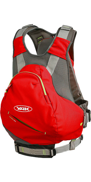 Yak Galena 70N Junior Lightweight Multisport Buoyancy Aid - RED 2701