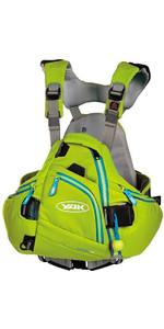Yak Hallertau Kayak 70N Whitewater Buoyancy Aid - Green 2706