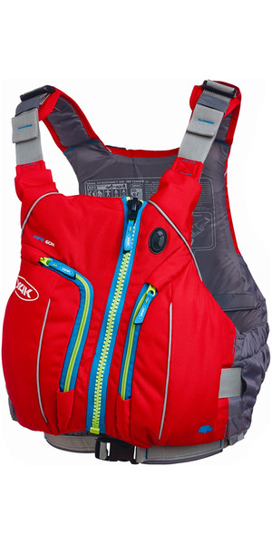2019 Yak Xipe Kayak 60N Buoyancy Aid RED 2710