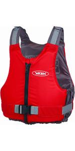 Yak Blaze Kayak 50N Buoyancy Aid RED 2712