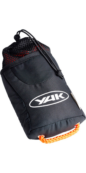 2018 Yak Magnum Kayak 10m Throw Bag BLACK 2743