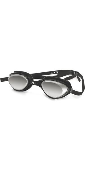 2018 2XU Rival Smoke Goggles  MIRROR / BLACK