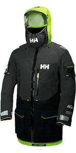 2019 Helly Hansen Aegir Ocean Jacket EBONY 30335