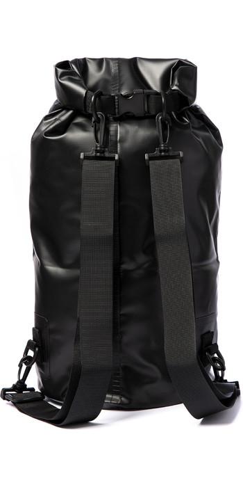 2020 Nava Performance 20L Drybag With Backpack Straps NAVA002 - Black