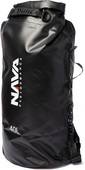 2020 Nava Performance 40L Drybag With Backpack Straps NAVA005 - Black