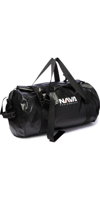 2020 Nava Performance 30L Duffel Bag NAVA008 - Black