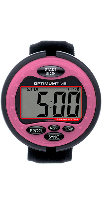 2020 Optimum Time Series 3 OS3 Sailing Watch PINK 319