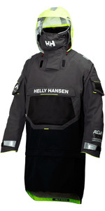 2019 Helly Hansen AEGIR OCEAN DRY TOP Ebony 32006
