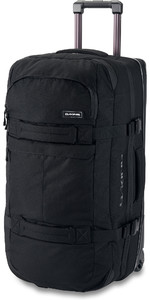 2020 Dakine Split Roller 85L Wheeled Bag 10002941 - Black