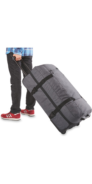 2020 Dakine Split Roller EQ 75L Wheeled Bag 10002943 - Carbon