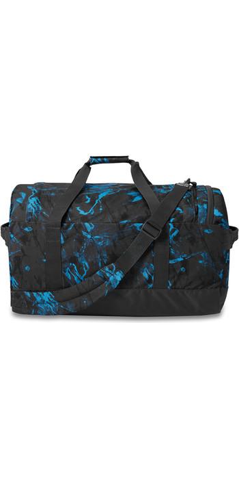 2020 Dakine EQ 50L Duffle Bag 10002935 - Cyan Scribble