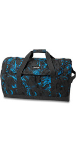 2020 Dakine EQ 50L Duffle Bag 10002935 - Cyan Scribble