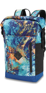 2020 Dakine Mission Surf 28L Roll Top Wet / Dry Backpack 10002839 - Kassia Elemental