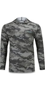 2020 Dakine Mens Heavy Duty Loose Fit Long Sleeve Surf Hoody 10002792 - Dark Ashcroft Camo