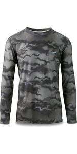 2020 Dakine Mens Heavy Duty Loose Fit Long Sleeve Surf Shirt 10002793 - Dark Ashcroft Camo