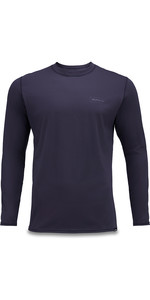 2020 Dakine Mens Heavy Duty Loose Fit Long Sleeve Surf Shirt 10002793 - Night Sky