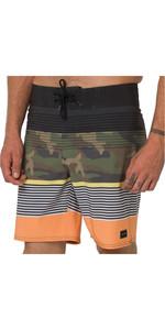 2020 Animal Mens Magano Boardshorts CL0SS008 - Stripes