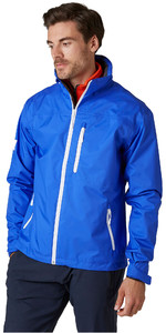 2020 Helly Hansen Mens Crew Jacket 30263 - Royal Blue