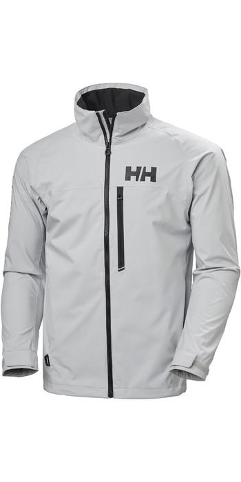 2021 Helly Hansen Mens HP Racing Jacket 34040 - Grey Fog