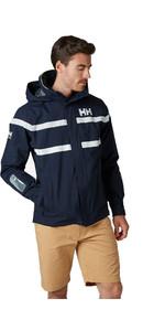 2020 Helly Hansen Mens Saltro Sailing Jacket 34173 - Navy