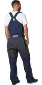 2021 Helly Hansen Mens Skagen Offshore Bib Trousers 33908 - Azid Lime