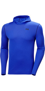 2020 Helly Hansen Mens Lifa Active Solent Hoody 49347 - Royal Blue