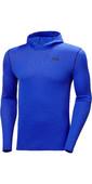 2021 Helly Hansen Mens Lifa Active Solen Hoody 49347 - Royal Blue