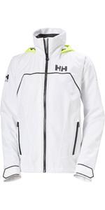 2020 Helly Hansen Womens HP Foil Light Sailing Jacket 34175 - White